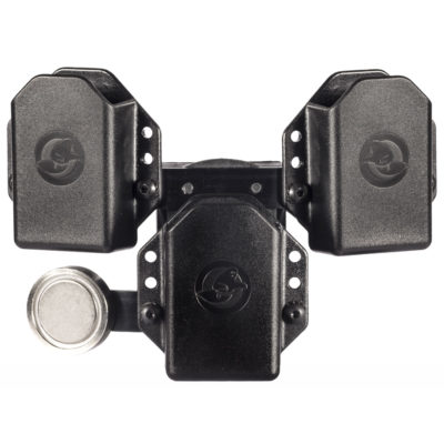 Ghost Single Stack Mag Pouch, Triple With 1 Magnet